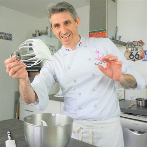 Chef Cyril San Nicolas